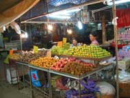 Night Market in Nang Rong