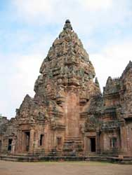 Principal Prang at Phanom Rung
