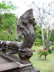 Naga Snake at Phanom Rung